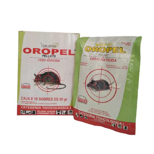 OROPEL PELLETS 50 GR