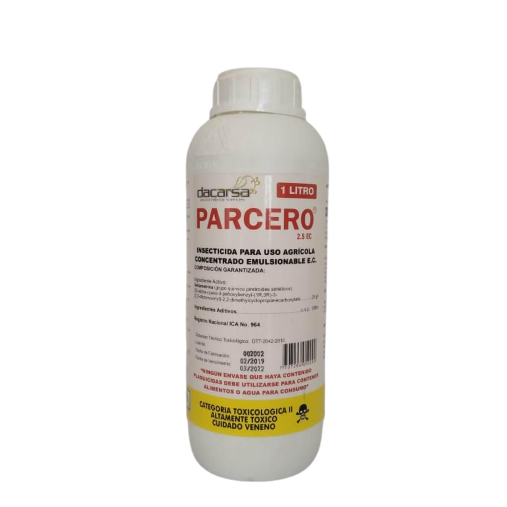 PARCERO 2,5 EC LITRO